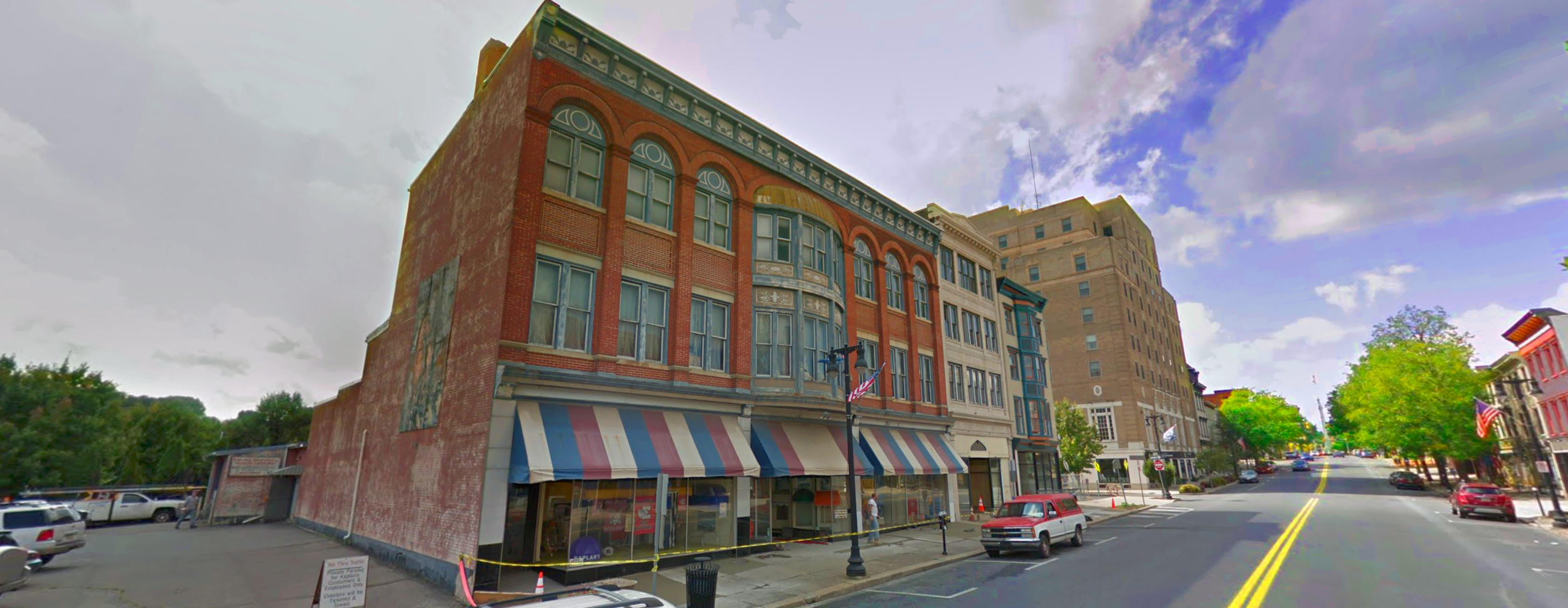 Easton Historic District Commission moves forward with 2 major development plans